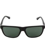 Emporio Armani Ea4035 58 moderne sort 501771 solbriller