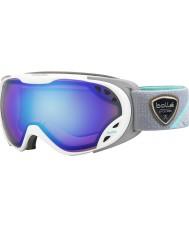 Bolle 21460 Duchess hvit og grå - aurora skibriller
