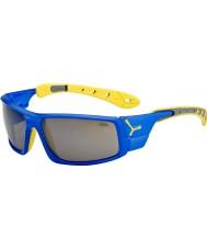 Cebe Ice 8000 elektrisk blå gule solbriller