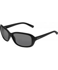 Bolle Molly skinnende svart TNS solbriller