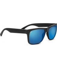 Serengeti Positano pusset mørk grå polarisert 555nm blå solbriller