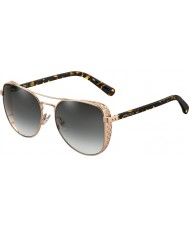 Jimmy Choo Ladies sheena s ddb 9o 58 solbriller