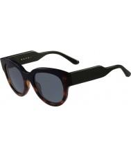 Marni Ladies me600s havana og blå solbriller