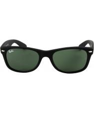 RayBan Rb2132 new wayfarer svart - grønn