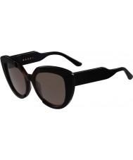 Marni Ladies me601s svart og Havana solbriller