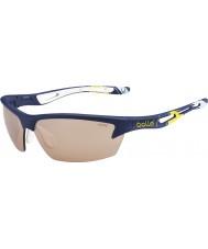 Bolle Bolt Ryder Cup blå gul modulator v3 golf solbriller