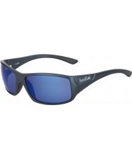 Bolle Kingsnake matt blå polarisert offshore blå solbriller