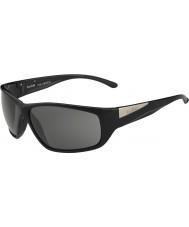 Bolle Keel skinnende svart modulator polarisert grå solbriller