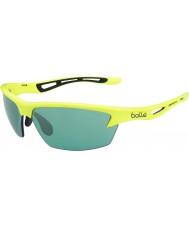 Bolle Bolt neon gul competivision pistol tennis solbriller