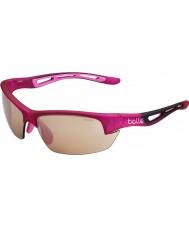 Bolle Bolt s rosa modulator v3 golf solbriller