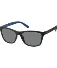 Polaroid Mens pld3011-s LLK c3 svart blå polariserte solbriller