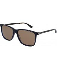 Gucci Mens gg0017s 005 solbriller
