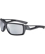 Cebe Cbshort4 snarvei svarte solbriller
