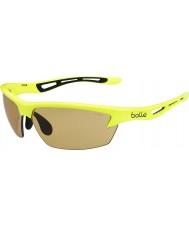 Bolle Bolt neon gul modulator v3 golf solbriller