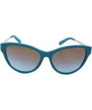 Michael Kors Mk6014 57 punte arenaer skilpadde soft touch 302348 solbriller