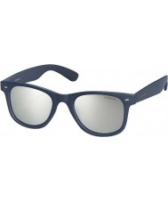 Polaroid Pld1016-s my7 jb blå polariserte solbriller
