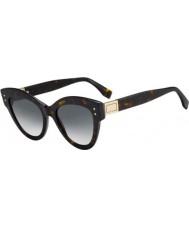 Fendi Ladies ff0266 s 86 9o 52 peekaboo solbriller