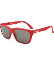 Bolle 527 retro samling skinnende rød camo tns pistol solbriller