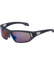 Bolle Cervin satin mørk grå rose blå solbriller