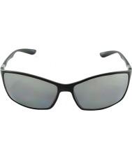 RayBan Rb4179 62 liteforce mattsvarte 601s82 polariserte solbriller
