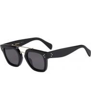 Celine Ladies cl 41077-s 807 milliarder sorte solbriller