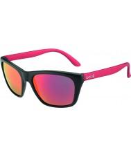 Bolle Jordan jr. (Alder 8-11) svart rød TNS brann solbriller