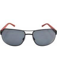 Polo Ralph Lauren Ph3093 62 uformell levende matt sort 927781 polariserte solbriller