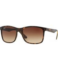 RayBan Rb4232 57 highstreet havana 710-13 solbriller