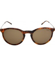 Polo Ralph Lauren Ph4096 50 klassisk stil jerry skilpaddeskall 501773 solbriller