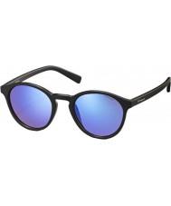 Polaroid Pld6013-s DL5 jy matt svart polarisert solbriller