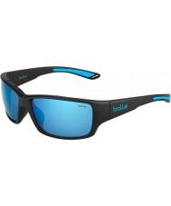 Bolle 12368 kayman sorte solbriller