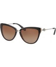 Michael Kors Mk6039 56 Abela ii mørk skilpaddeskall lavendel 314513 solbriller