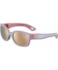 Cebe Cbspies1 s-pies rosa solbriller