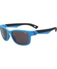 Cebe Avatar (alder 7-10) matt blå sort 1500 grått blått lys solbriller