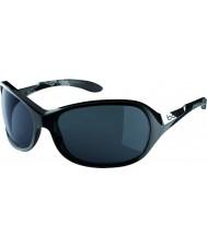 Bolle Grace skinnende svart TNS solbriller