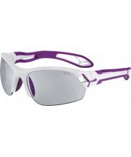Cebe Cbspring5 s-pring hvite solbriller