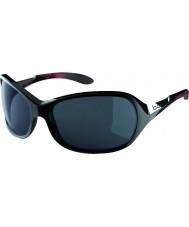 Bolle Grace skinnende svart korall polarisert TNS solbriller