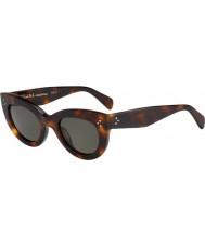 Celine Ladies cl 41050-s 05l 1e skilpaddeskjell, solbriller