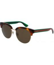 Gucci Mens gg0058sk 003 solbriller
