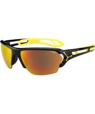 Cebe Cbstl10 s-spor l svarte solbriller