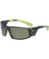 Cebe Ice 8000 antrasitt blå anis solbriller
