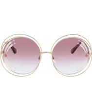 Chloe Ladies ce114sri 835 62 carlina solbriller