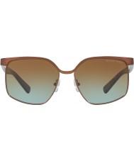 Michael Kors Mk1018 56 august bronse 11475d solbriller