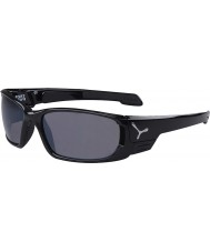 Cebe S-cape små sorte solbriller