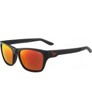 Cebe Hacker matt grå 1500 grå flash speil oransje solbriller