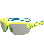 Cebe Cbstmpro s-spor m gule solbriller