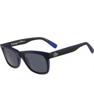 Lacoste L781sp svart blå polariserte solbriller
