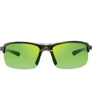 Revo Re4066 crux n greige trestruktureffekter - grønne vann polarisert solbriller