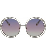 Chloe Dame ce114st 779 58 carlina solbriller
