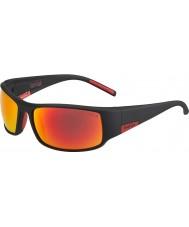 Bolle 12421 kong svart solbriller